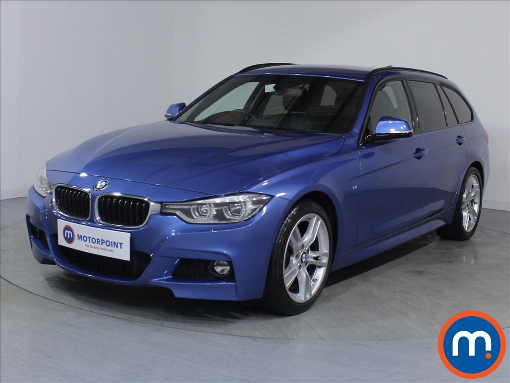 BMW 3 Series M Sport - Stock Number 1075335 Passenger side front corner