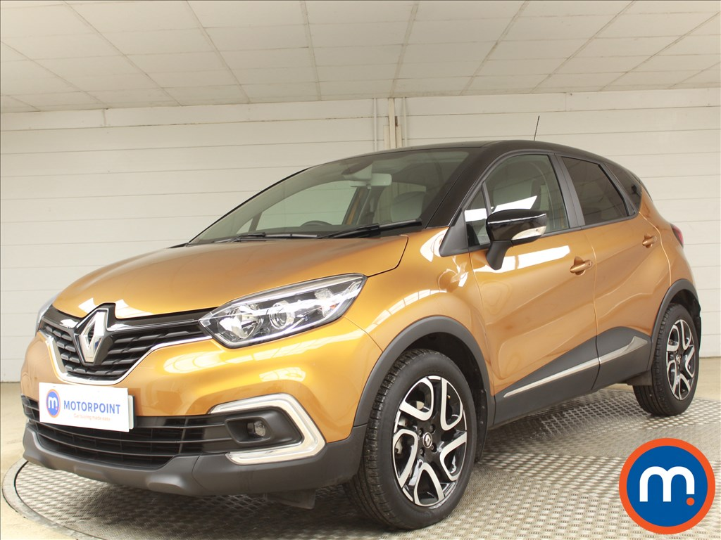 Renault Captur Iconic - Stock Number 1077050 Passenger side front corner