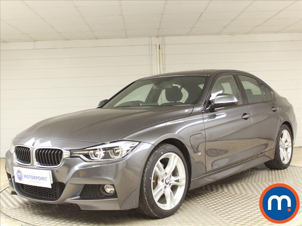 BMW 3 Series M Sport - Stock Number 1070855 Passenger side front corner