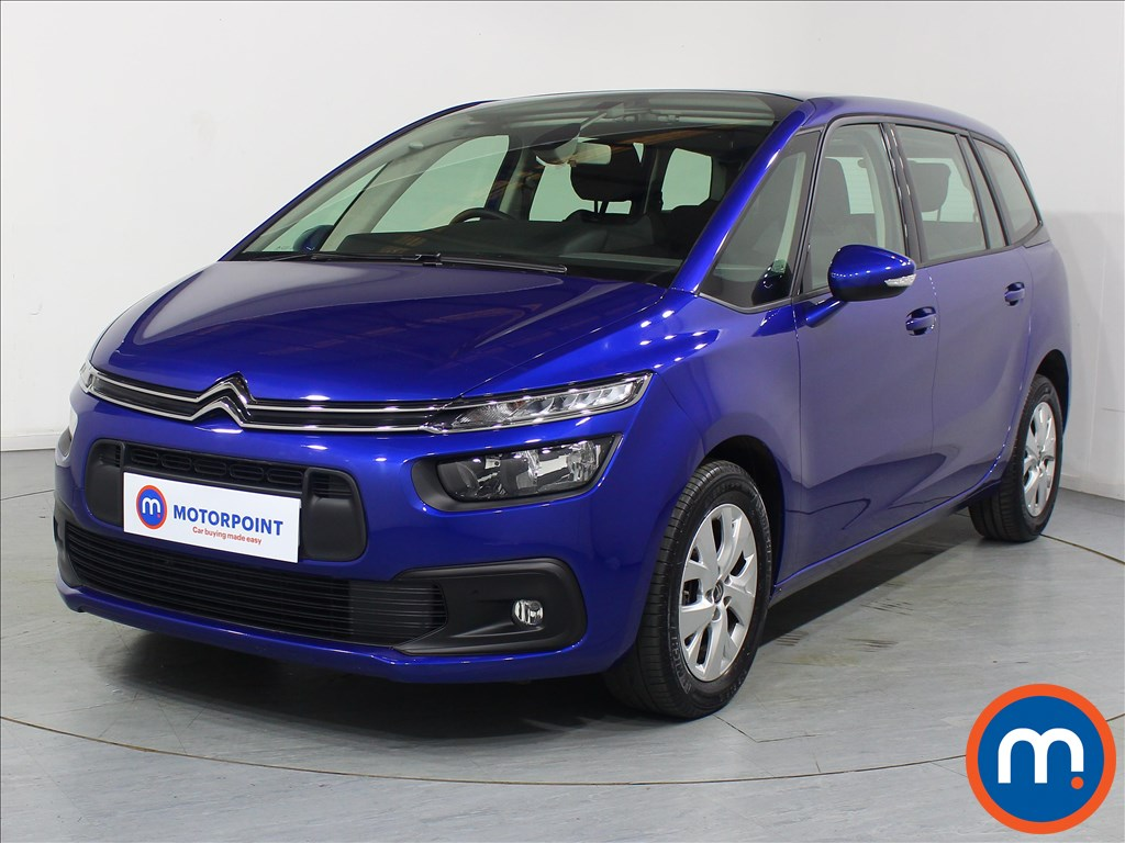 Citroen Grand C4 Spacetourer Touch Edition - Stock Number 1076160 Passenger side front corner