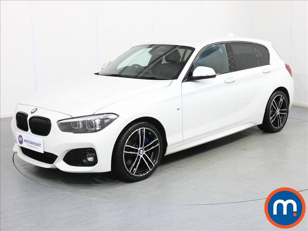 BMW 1 Series M Sport Shadow Edition - Stock Number 1075111 Passenger side front corner