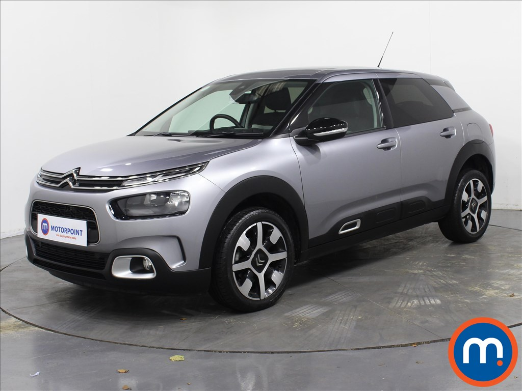 Citroen C4 Cactus Flair - Stock Number 1068985 Passenger side front corner