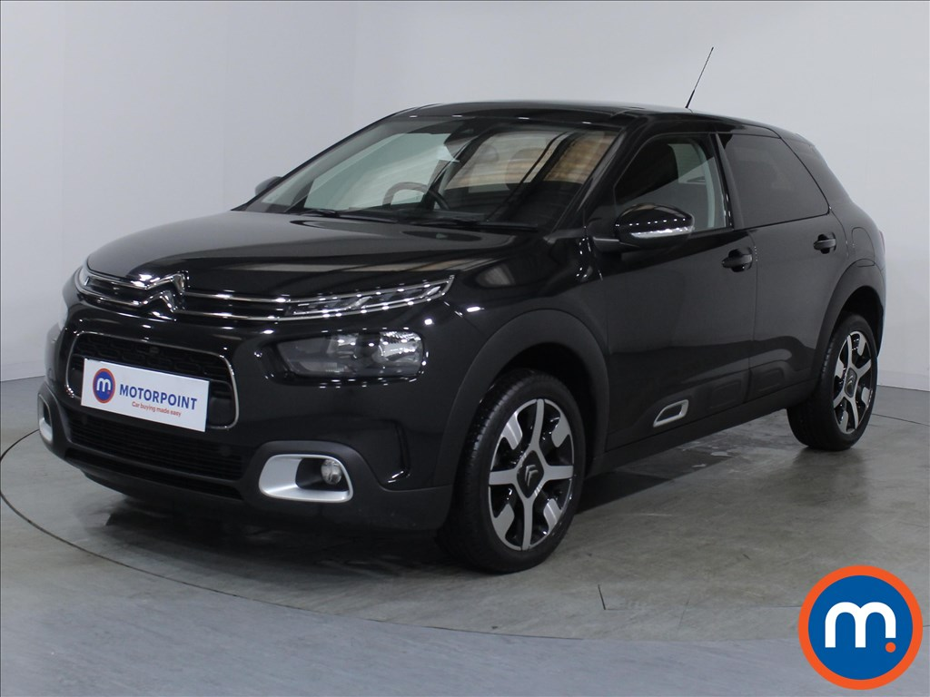 Citroen C4 Cactus Flair - Stock Number 1069045 Passenger side front corner