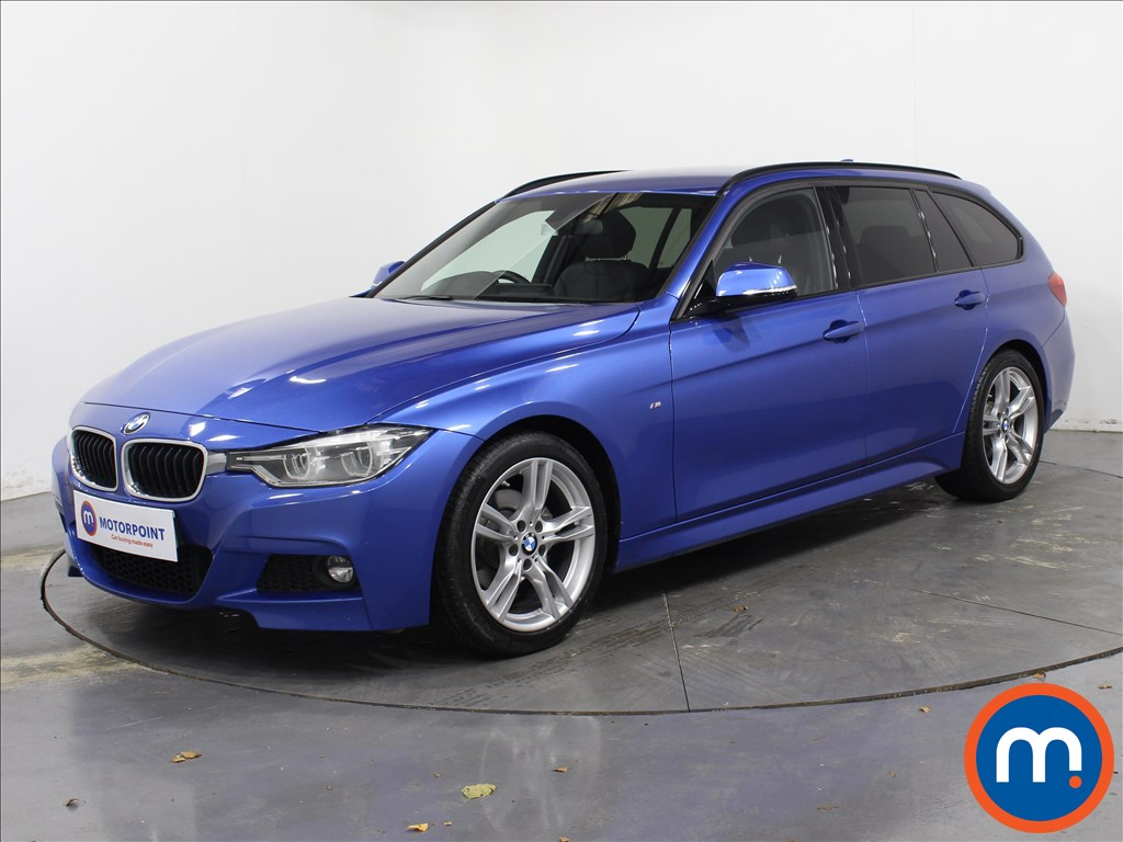 BMW 3 Series M Sport - Stock Number 1075337 Passenger side front corner