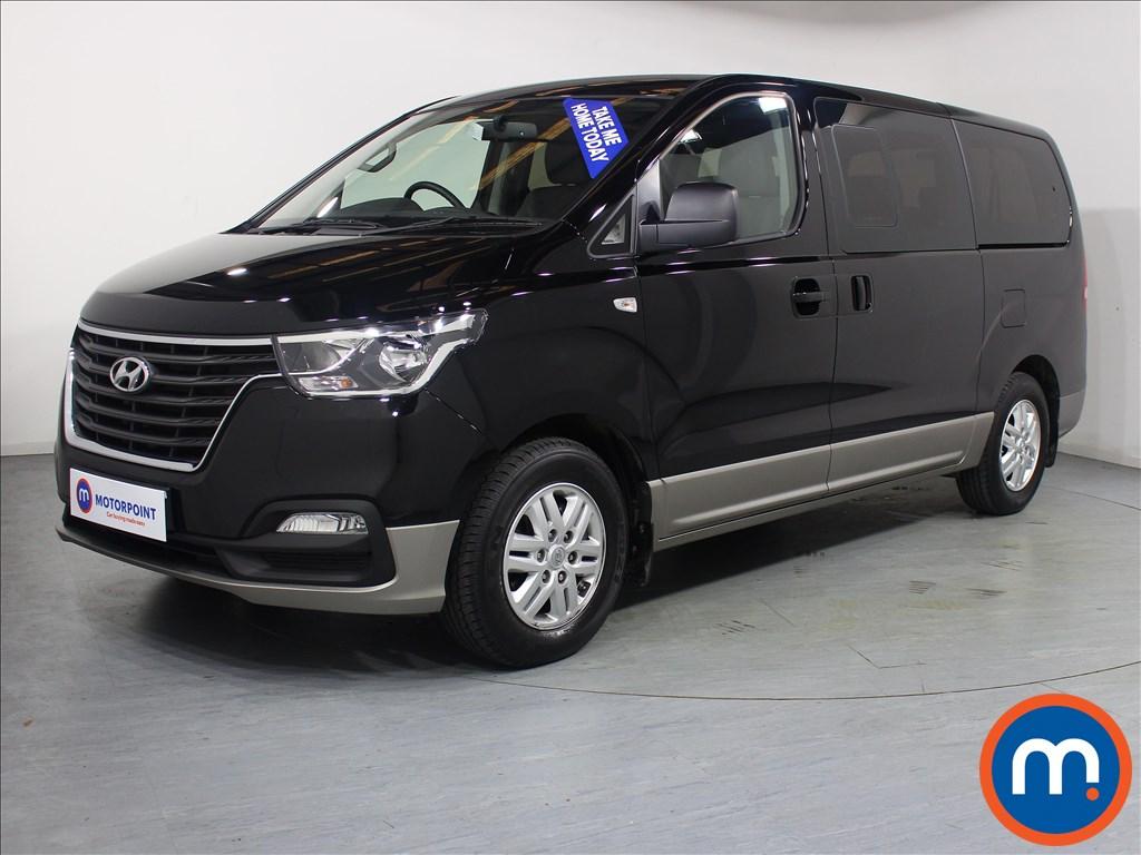 Hyundai I800 SE Nav - Stock Number 1076050 Passenger side front corner