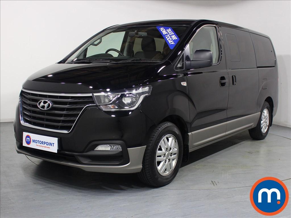 Hyundai I800 SE Nav - Stock Number 1076051 Passenger side front corner