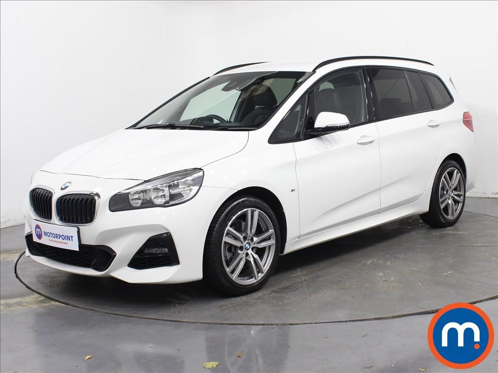 BMW 2 Series M Sport - Stock Number 1073363 Passenger side front corner