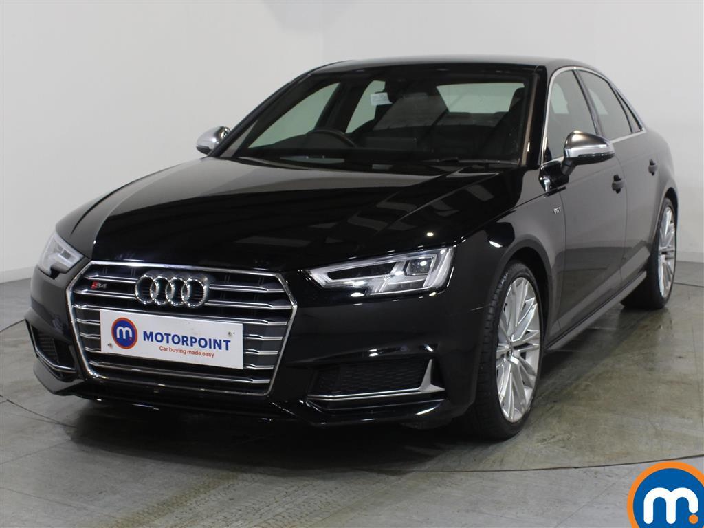 Audi A4 S4 - Stock Number 1073720 Passenger side front corner