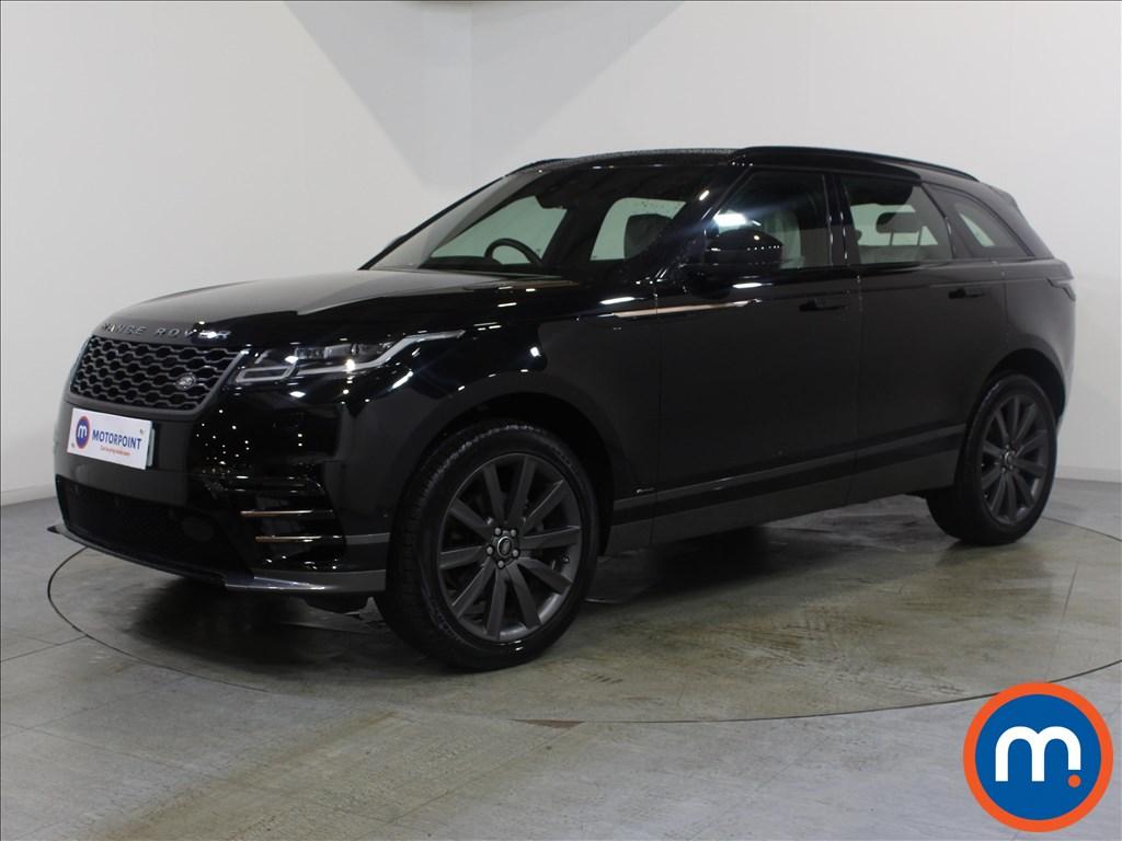 Land Rover Range Rover Velar R-Dynamic HSE - Stock Number 1077362 Passenger side front corner