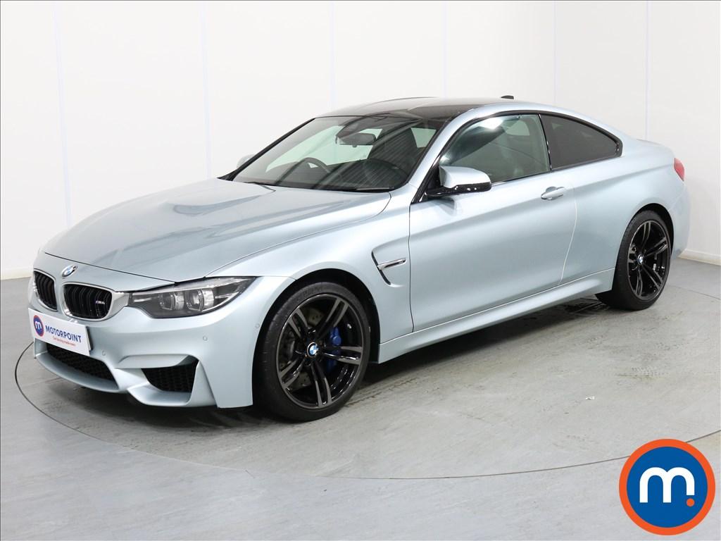 BMW M4 M4 - Stock Number 1077262 Passenger side front corner