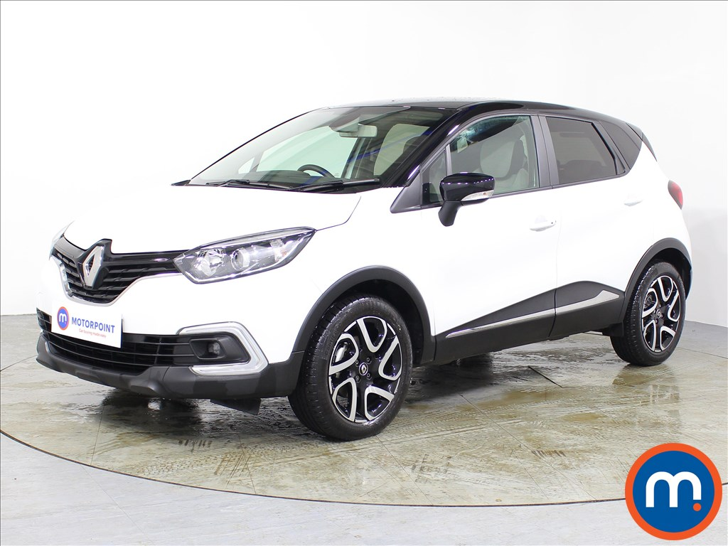 Renault Captur Iconic - Stock Number 1073008 Passenger side front corner