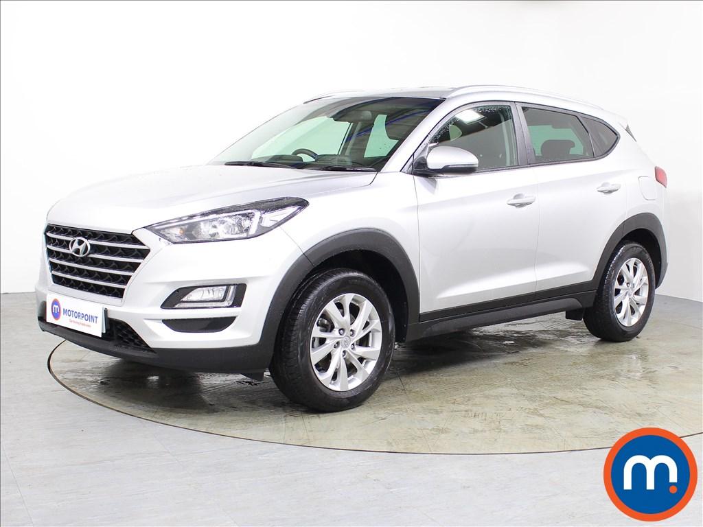 Hyundai Tucson SE Nav - Stock Number 1076021 Passenger side front corner