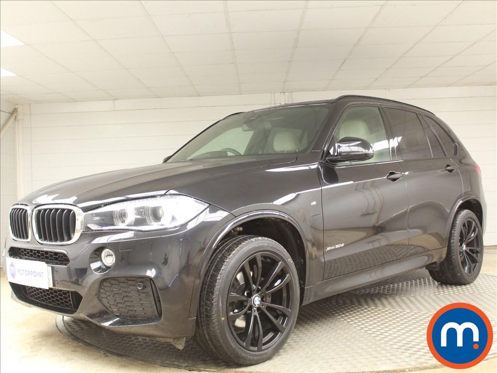 BMW X5 M Sport - Stock Number 1074453 Passenger side front corner