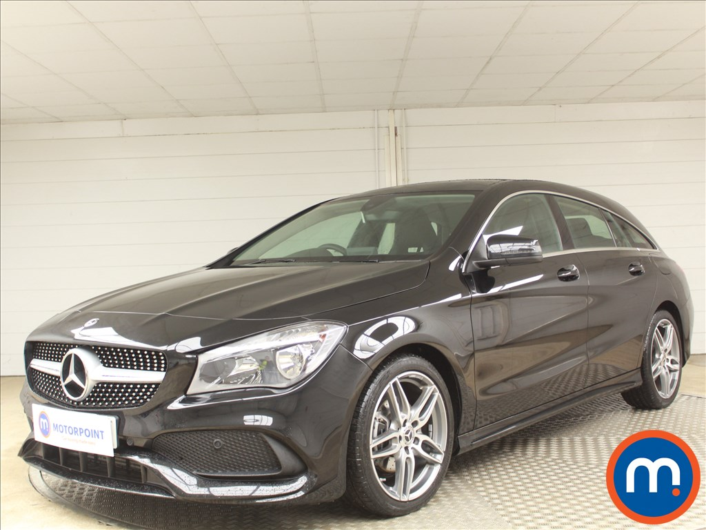 Mercedes-Benz Cla Class AMG Line Edtion - Stock Number 1073692 Passenger side front corner