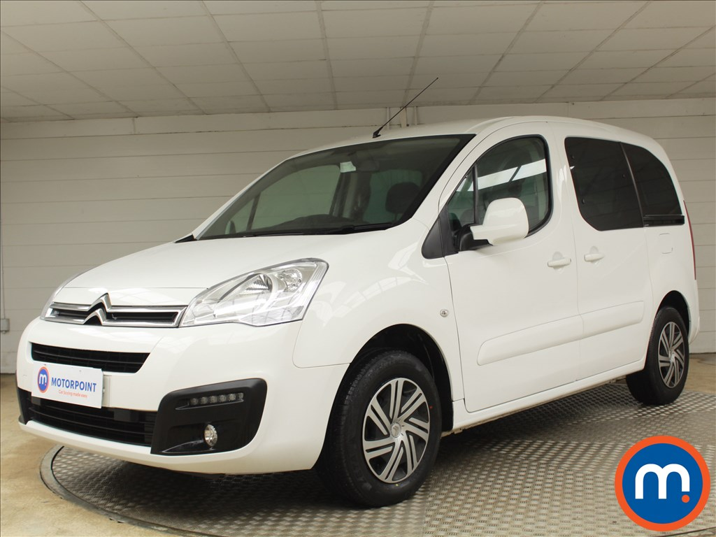 Citroen Berlingo Multispace Feel - Stock Number 1077245 Passenger side front corner