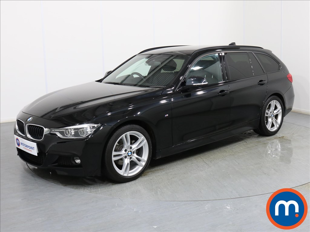 BMW 3 Series M Sport - Stock Number 1075368 Passenger side front corner