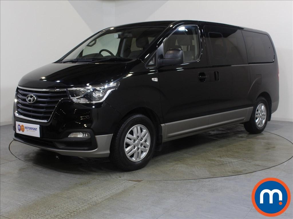 Hyundai I800 SE Nav - Stock Number 1077689 Passenger side front corner