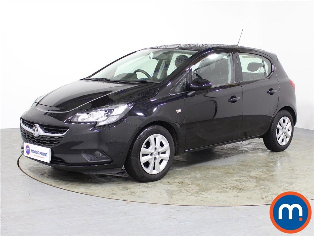 Vauxhall Corsa Design - Stock Number 1076135 Passenger side front corner