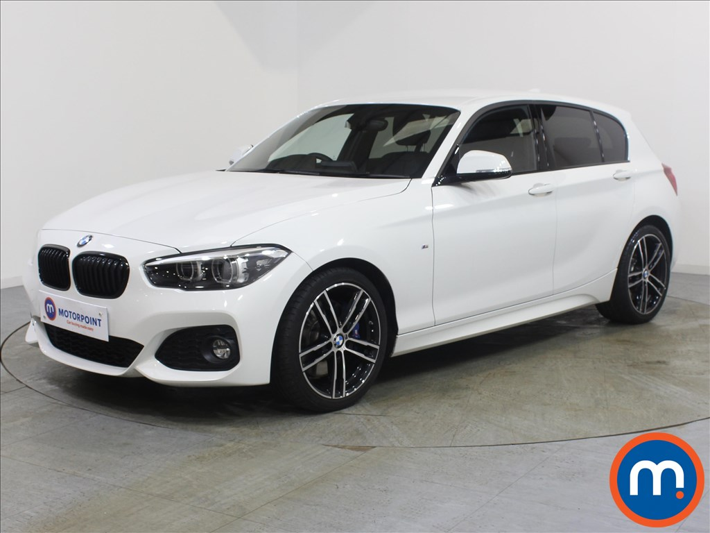 BMW 1 Series M Sport Shadow Edition - Stock Number 1075208 Passenger side front corner