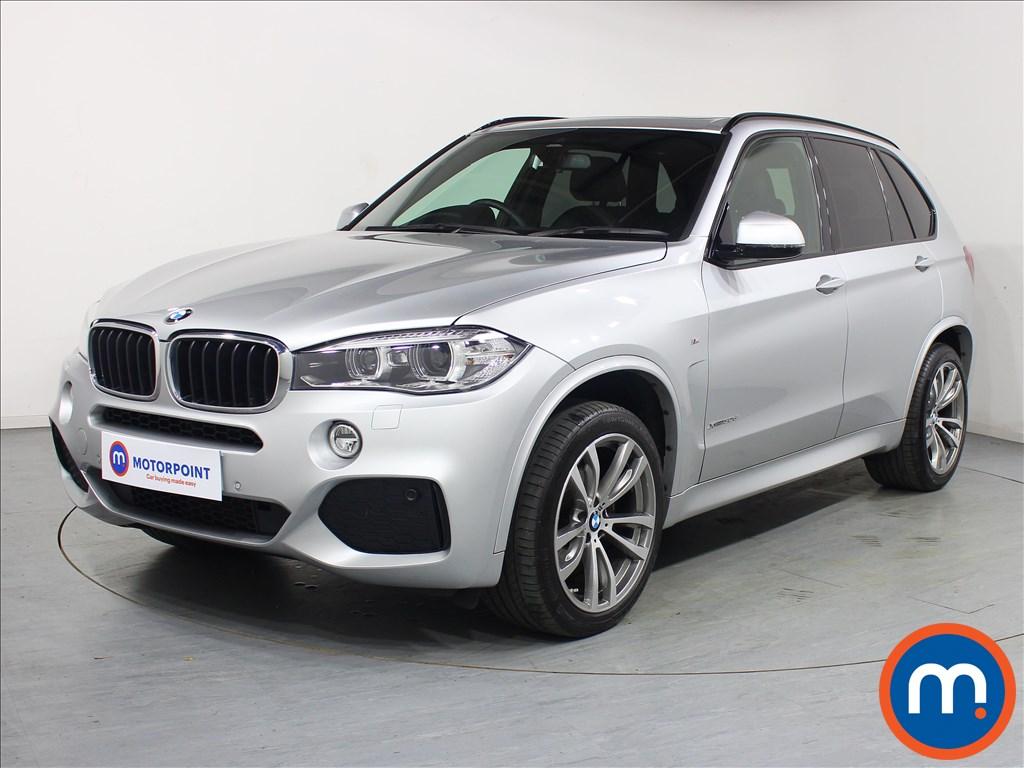 BMW X5 M Sport - Stock Number 1073774 Passenger side front corner