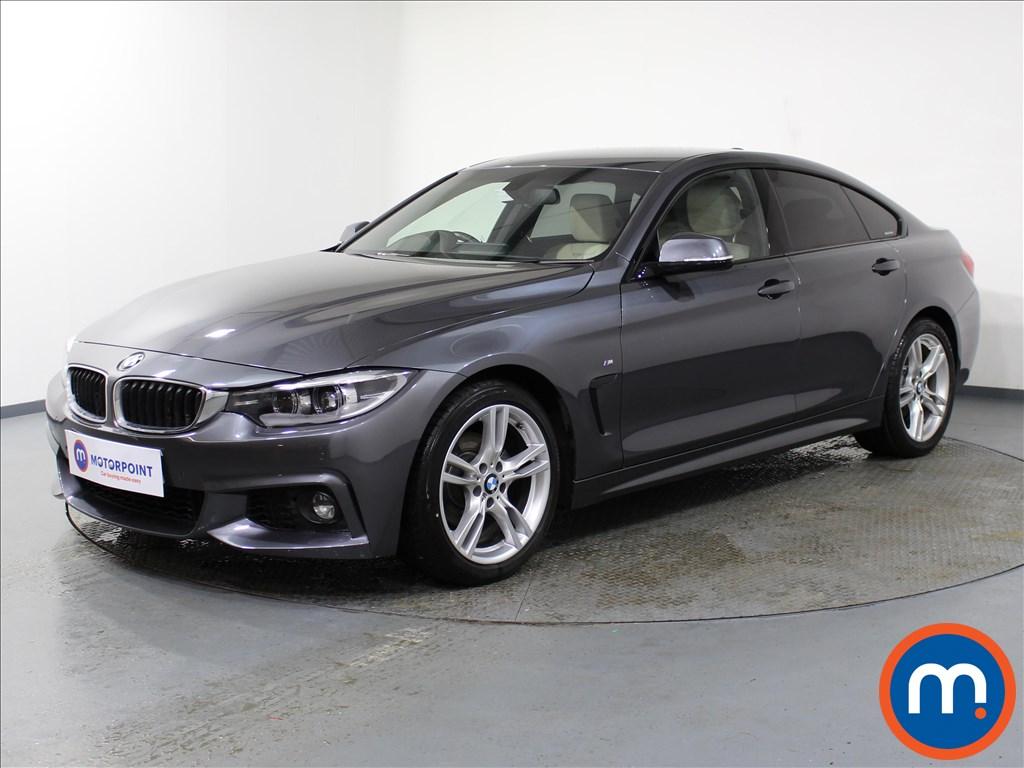 BMW 4 Series M Sport - Stock Number 1075235 Passenger side front corner