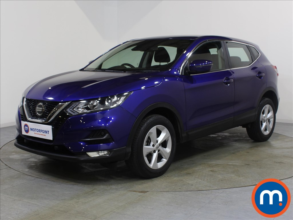Nissan Qashqai Acenta Premium - Stock Number 1074396 Passenger side front corner