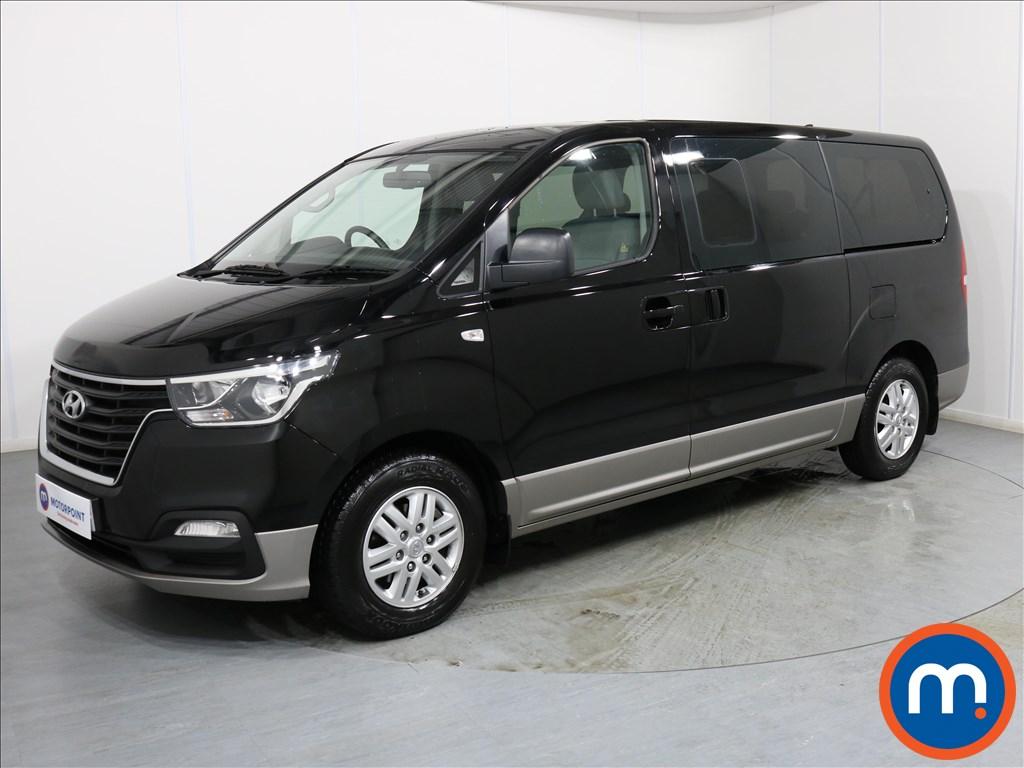Hyundai I800 SE Nav - Stock Number 1074579 Passenger side front corner