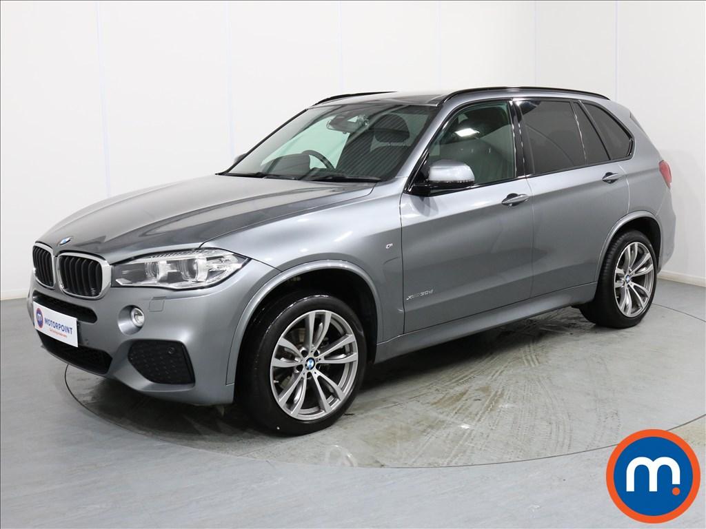 BMW X5 M Sport - Stock Number 1076331 Passenger side front corner