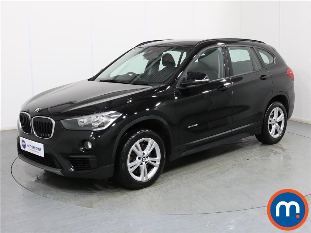 BMW X1 SE - Stock Number 1078188 Passenger side front corner