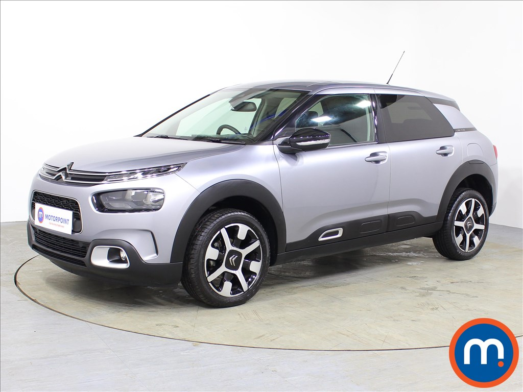 Citroen C4 Cactus Flair - Stock Number 1069048 Passenger side front corner