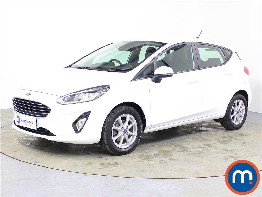 Ford Fiesta Zetec - Stock Number 1075823 Passenger side front corner