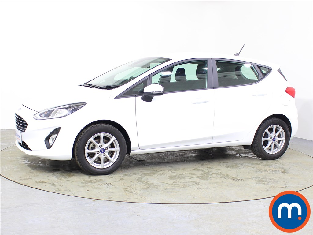 Ford Fiesta Zetec - Stock Number 1073139 Passenger side front corner