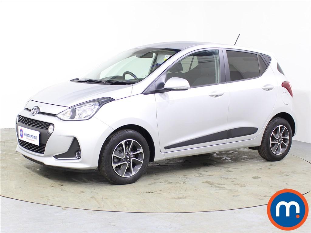 Hyundai I10 Premium - Stock Number 1073556 Passenger side front corner