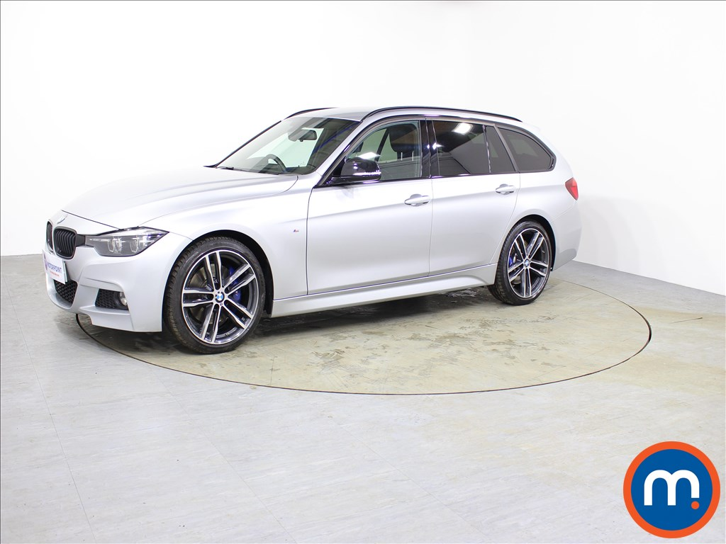 BMW 3 Series M Sport Shadow Edition - Stock Number 1077552 Passenger side front corner