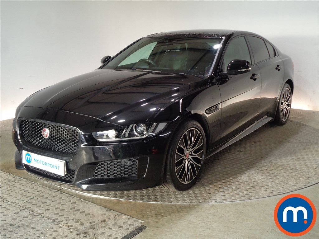 Jaguar XE Landmark Edition - Stock Number 1077940 Passenger side front corner