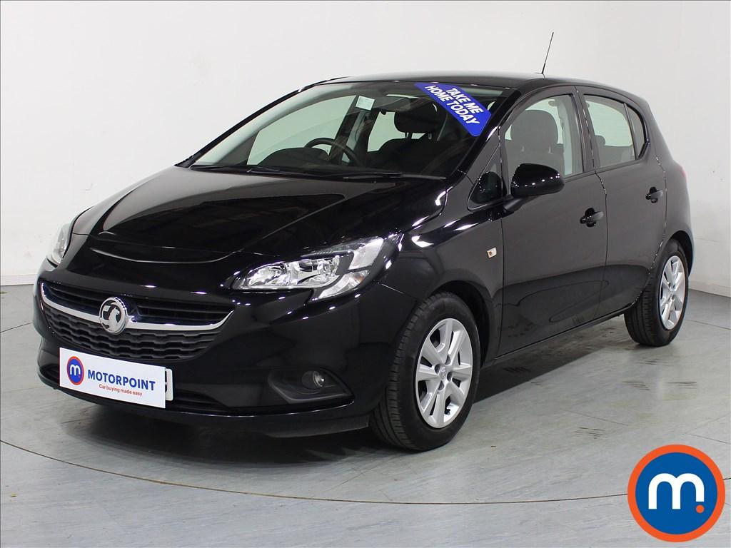 Vauxhall Corsa Design - Stock Number 1077879 Passenger side front corner