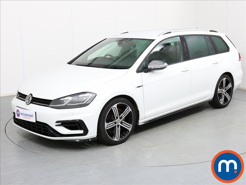 Volkswagen Golf R - Stock Number 1076634 Passenger side front corner