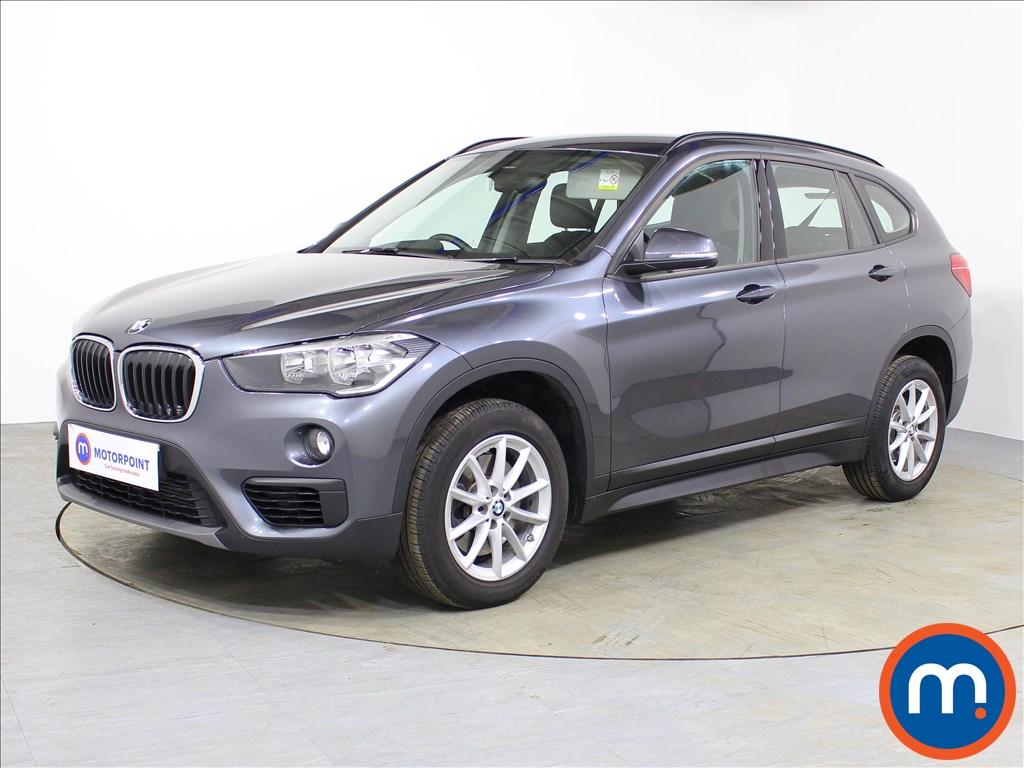 BMW X1 SE - Stock Number 1078393 Passenger side front corner