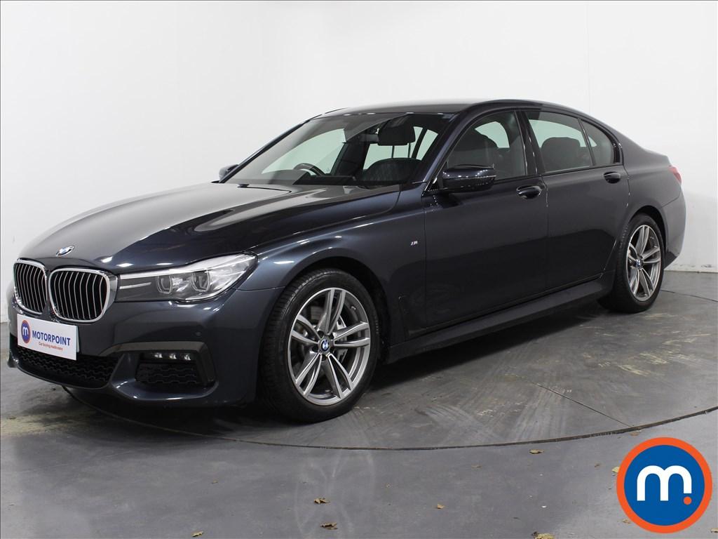 BMW 7 Series M Sport - Stock Number 1076521 Passenger side front corner