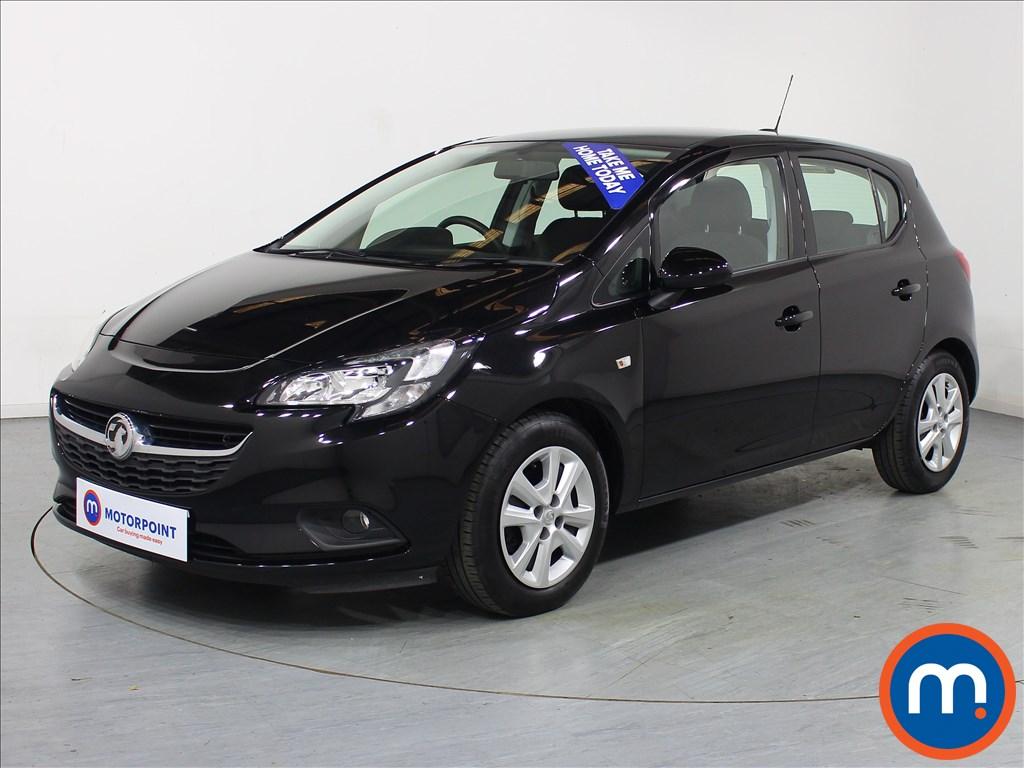 Vauxhall Corsa Design - Stock Number 1076983 Passenger side front corner
