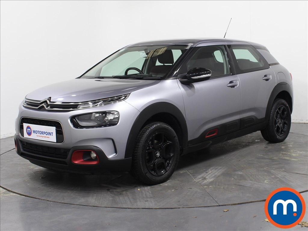 Citroen C4 Cactus Feel Edition - Stock Number 1076458 Passenger side front corner