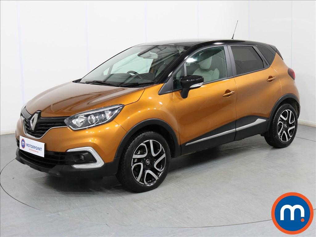 Renault Captur Iconic - Stock Number 1073809 Passenger side front corner