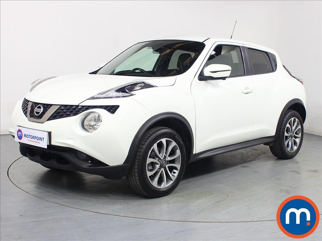 Nissan Juke Tekna - Stock Number 1077054 Passenger side front corner
