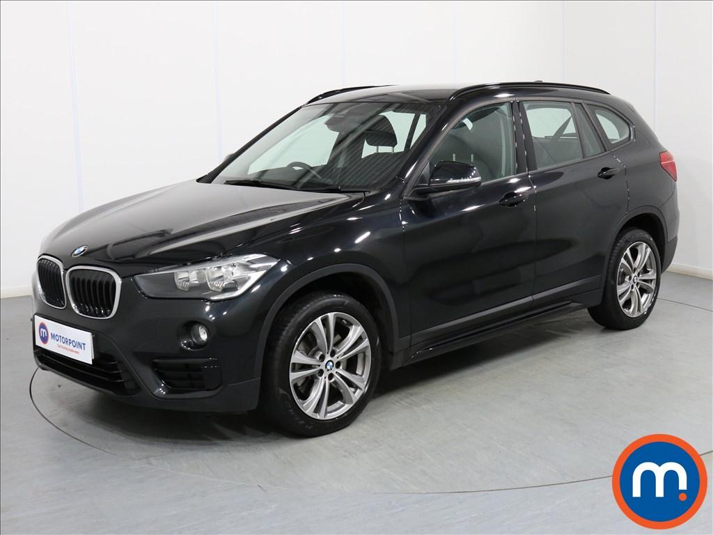 BMW X1 Sport - Stock Number 1078238 Passenger side front corner