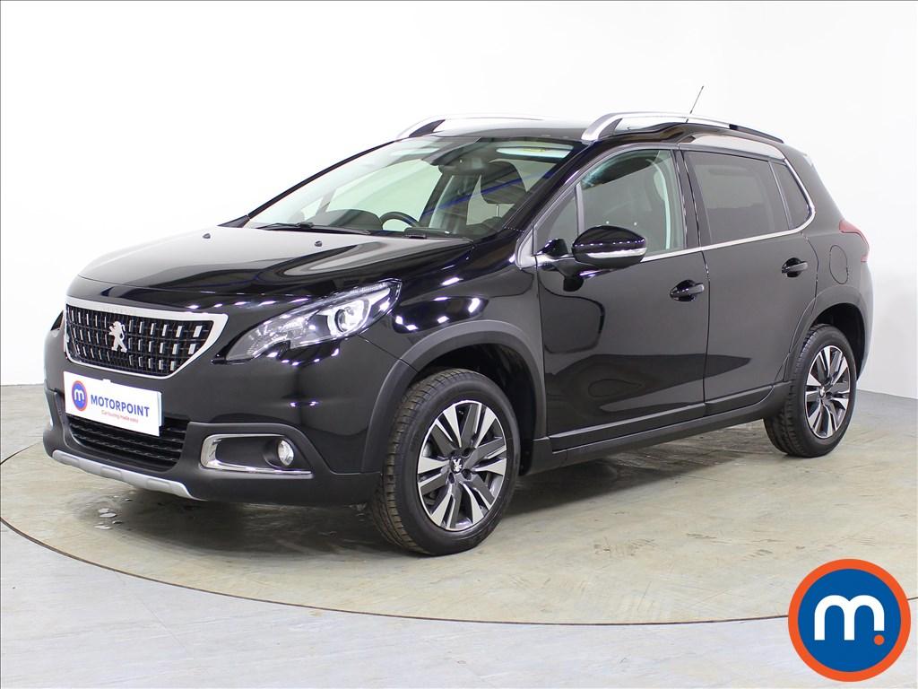 Peugeot 2008 Allure Premium - Stock Number 1073665 Passenger side front corner