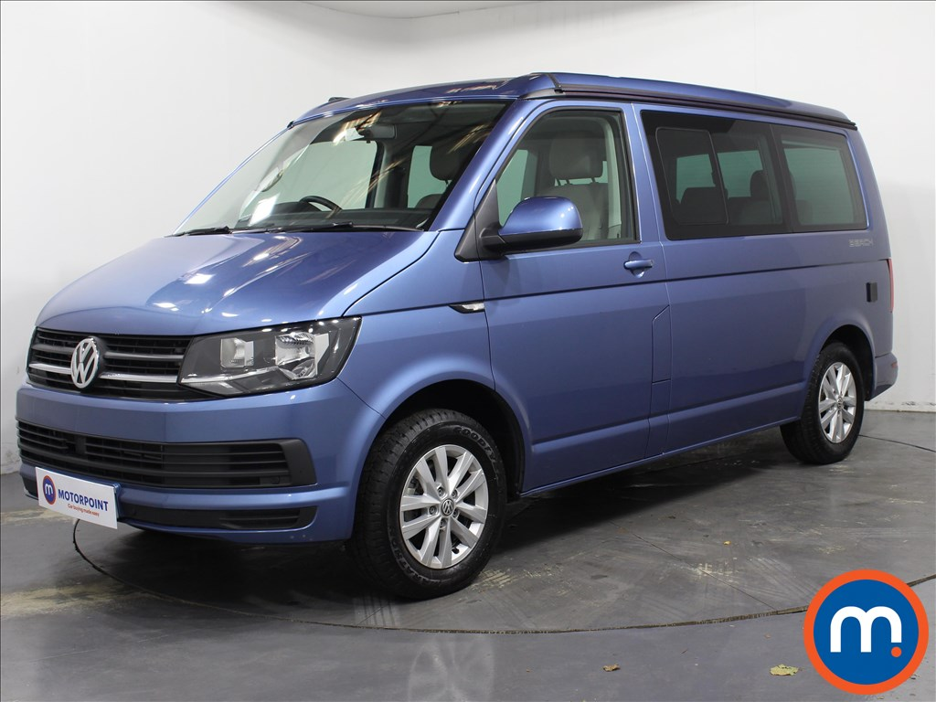 Volkswagen California Beach - Stock Number 1077130 Passenger side front corner