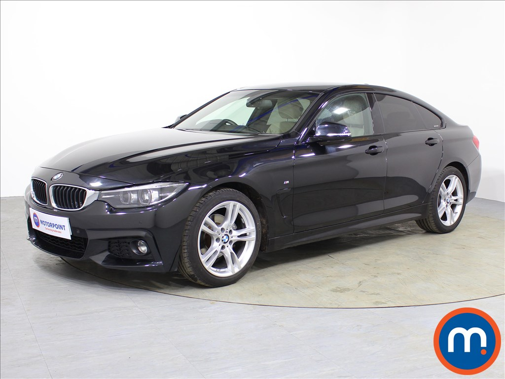 BMW 4 Series M Sport - Stock Number 1076961 Passenger side front corner