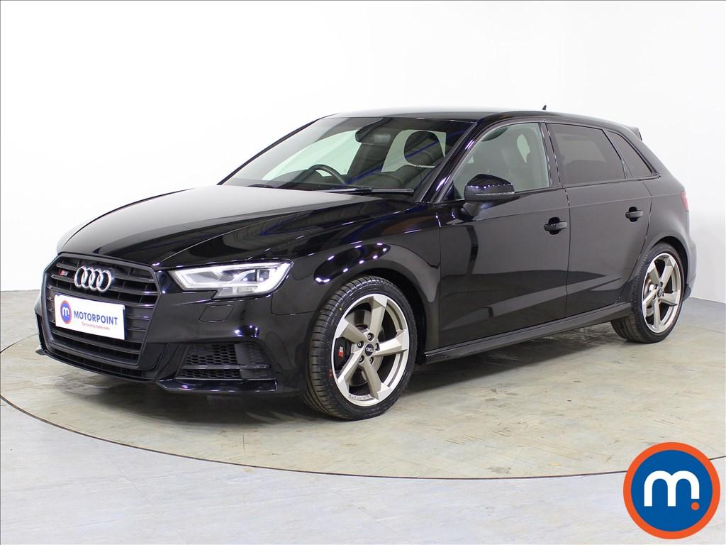 Audi A3 S3 Black Edition - Stock Number 1073688 Passenger side front corner