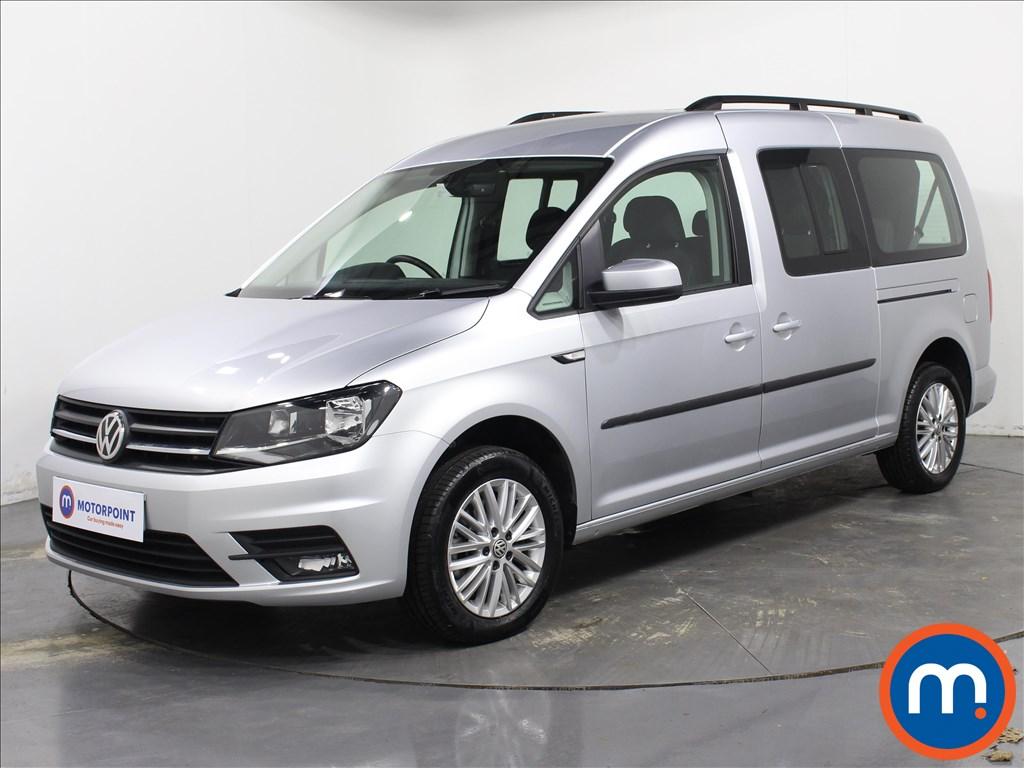 Volkswagen Caddy Maxi Life 2.0 TDI 150 5dr DSG - Stock Number 1077083 Passenger side front corner