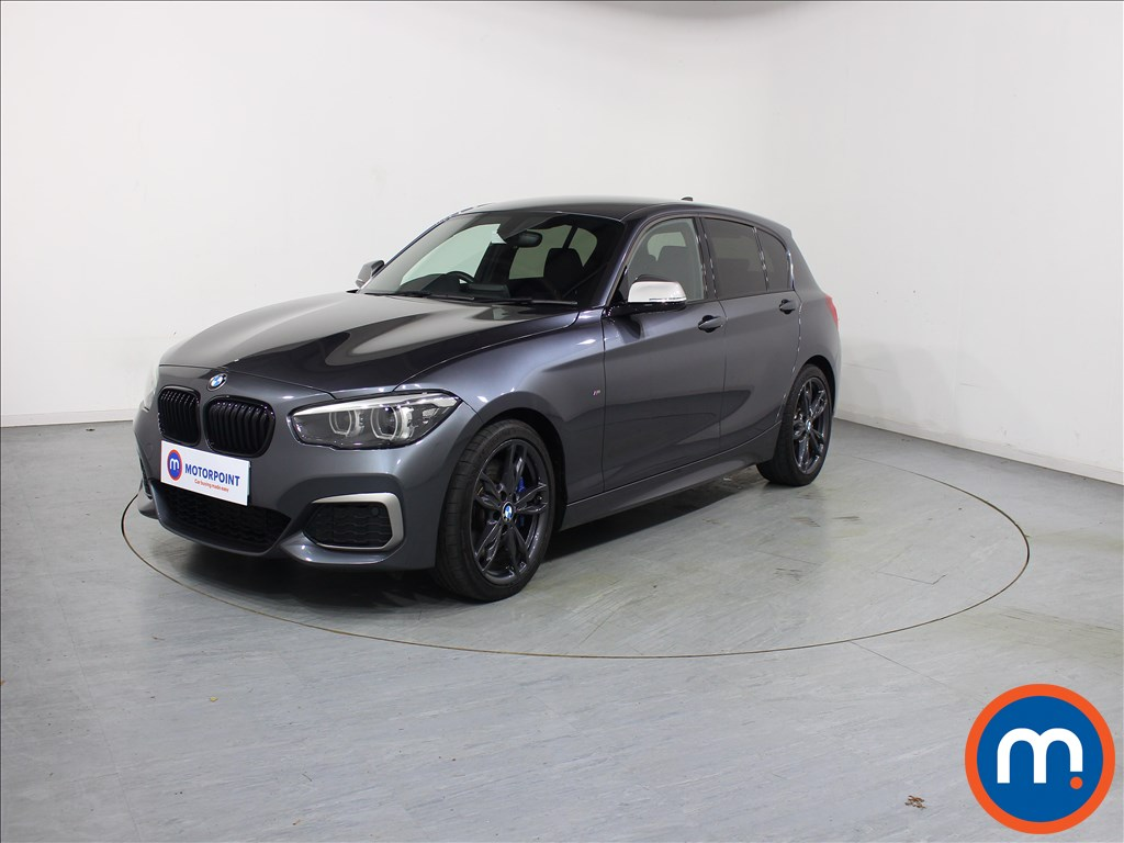 BMW 1 Series M140i Shadow Edition - Stock Number 1073370 Passenger side front corner